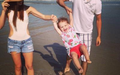 us at beach