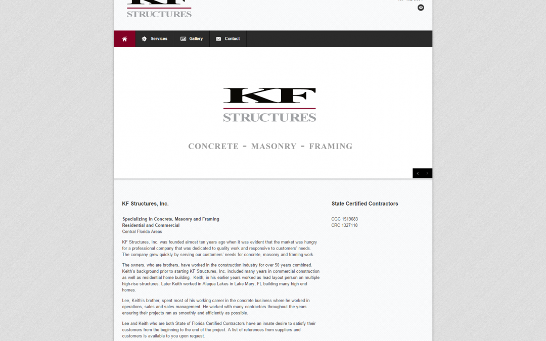 KF Structures